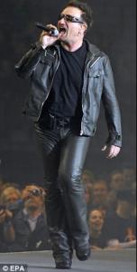 Bono --Nov 2 2016