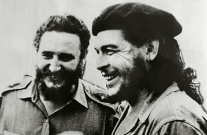 Fidel and Che (DeAgostini:Getty Images)  Nov 26 2016