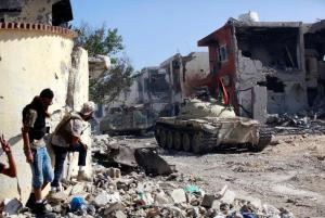 Libya Oct 2016 (REUTERS:Hani Amara) Nov 1 2016