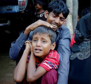 Rohingya refugee (REUTERS:Mohammad Ponir Hossain) Nov 22 2016