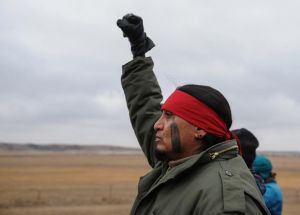 Standing Rock (REUTERS:Stephanie Keith) Nov 24 2016