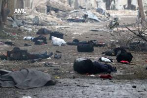 Aleppo Nov 30 2016 (Al Jazeera Channel) Dec 3 2016