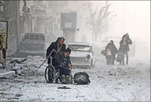 Bombing of field hospital Aleppo Dec 9 2016 Reuters Dec 12 2016