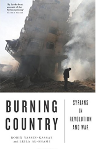 Cover of Burning Country