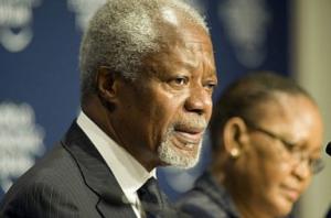 Kofi Annan  Photo by Rodger Bosch for Africa Progress Panel