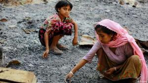 Rohingya child (Dec 19 2016
