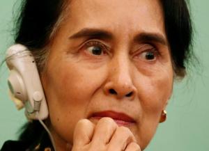 Suu Kyi in Tokyo Nov 4 2016 (Reuters:Issel Kato) Dec 6 2016