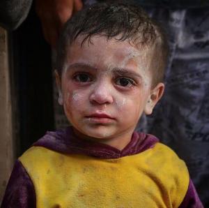 Syrian boy (from Genocide in Syria website) Nov 20 2016