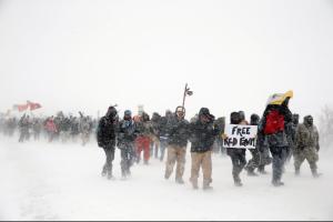 Vets at Standing Rock (Lucas Jackson:Reuters) Dec 6 2016
