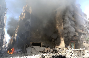 Aleppo Sept 2016 ( Anadolu Agency:Getty Images  ) Jan 4 2016