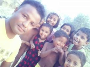 Imran and kids Jan 28 2017