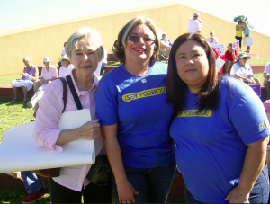 MS at Brownsville Women's March Jan 21 2017