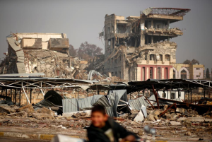 Mosul Iraq Jan 24 2017 (REUTERS:Ahmed Jadallah) Jan 24 2017