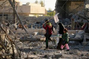 Mosul ( REUTERS:Thaier Al-Sudani) Jan 7 2016