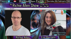 RA Show with EB