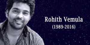 Rohith Vemula Jan 17 2017