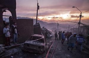 Valparaiso, Chile (Christian Miranda:AFP:Getty Images) Jan 3 2016