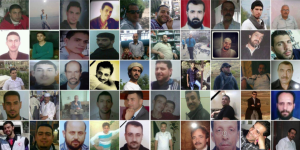 50 out of at least 448 Palestinians died in Assad's jails