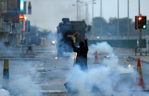 Bahrain women protester Feb 14 2017 (REUTERS:Hamad I Mohammed) Feb 16 2017