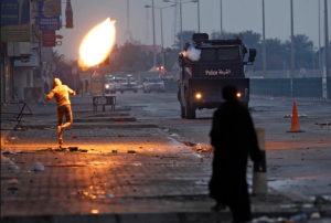 Bahrain youth protester Feb 14 2017 (REUTERS:Hamad I Mohammed) Feb 16 2017