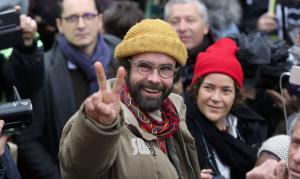Cédric Herrou ( Valery Hache:AFP:Getty Images)  Feb 11 2017