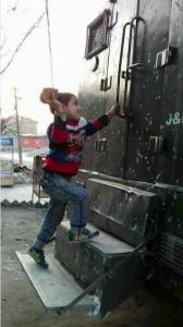 Kashmiri Intifada Feb 13 2017