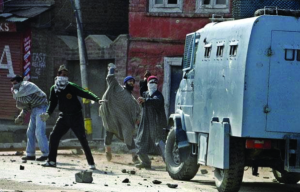 Kashmiri stone throwers (The Telegraph) Feb 20 2017