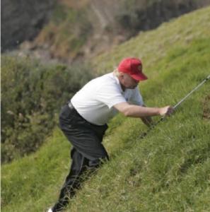 Trump at Bowling Green Massacre