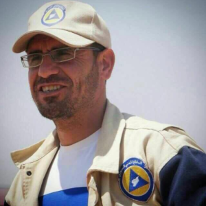 Director of @SyriaCivilDef in Dara'a, Abdullah al Sarhan: Mar 20 2017