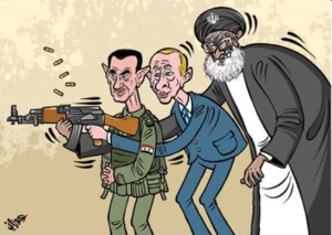 Libertarian left meme about antiwar in Syria Mar 20 2017