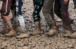 Mosul IDP (Photograph- Ahmad al-Rubaye:AFP:Getty Images0 Mar 20 2017