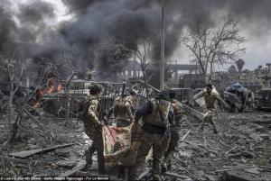 Mosul Mar 18 2017