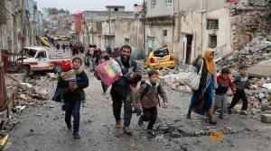 Mosul Mar 4 2017 (Reuters.Goran Tomasevic