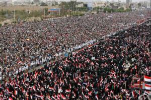 Sanaa, Yemen March 26, 2017. REUTERS:Khaled Abdullah. Mar 27 2017