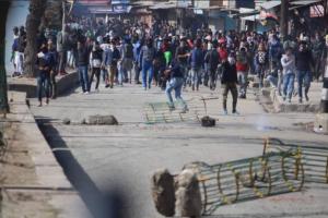 Srinagar protets Mar 17 2017