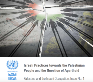 UN report on Israeli apartheid Mar 14 2017
