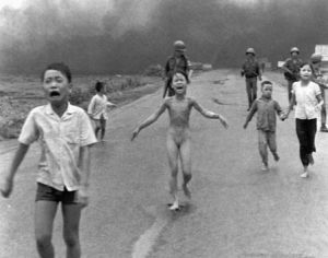 9-year-old Phan Thi Kim Phuc June 8 1972