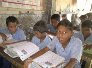 Anayet's students
