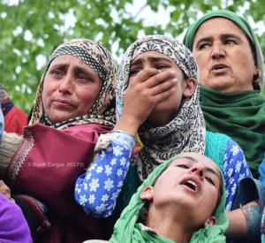 Grieving Kashmiri women (Basit Zargar) Apr 24 2017