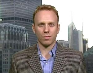 Smarmy Max Blumenthal