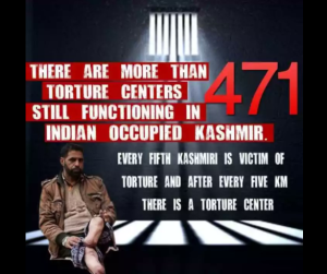 471 Kashmir torture centers (tweeted by TanZeela) May 13 2017