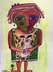 By Pal artist 17-yr-old Malak Mattar