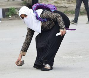 College student stone pelter (Basit Zargar) May 27 2017