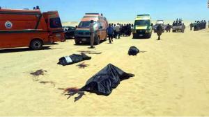Coptic Christian attack :CNN May 27 2017