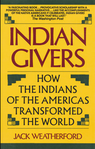 Indian givers cover