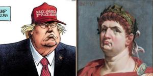 Trump and Nero
