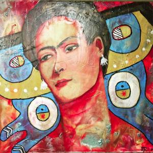 Frida Kahlo Monica Ramirez