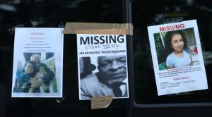 Grenfell missing posters (Paul Hackett:Reuters) June 16 2017