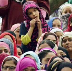 Kashmir girl (Basit Zargar) June 7 2017