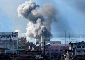Marawi city (Jorge Silva:Reuters) June 29 2017